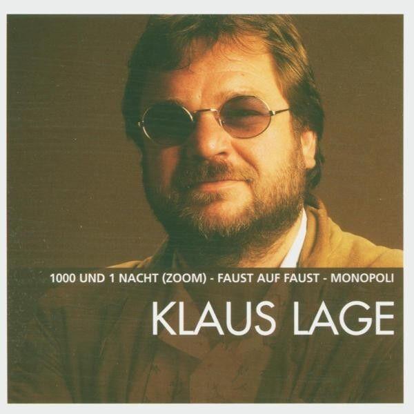 "KLAUS LAGE ""ESSENTIAL"" CD NEU"