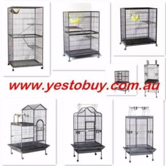 Canary Bird Parrot Cage Aviary Ferret Cat Budgie Hamster House