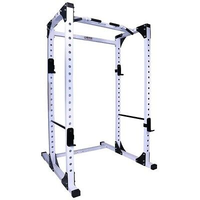 Deltech Fitness Pro Squat Rack- MADE IN USA!