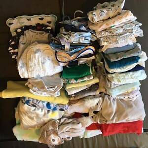 Baby Boy Clothing Bundle - Shoes, Wraps, Blankets, Socks etc Pyrmont Inner Sydney Preview