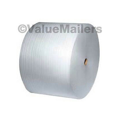 """Micro Foam Wrap 1/16"""" x 150' x 12"""" Moving Packaging Cushion Perforated Roll on Rummage"""