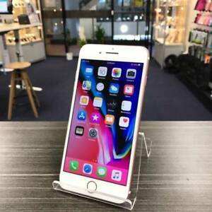 MINT CONDITION IPHONE 7 PLUS 128GB ROSE GOLD AU MODEL UNLOCKED Pacific Pines Gold Coast City Preview