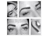 Permanent makeup and microblading by ERIKA,Essex! Special Christmas offer!!!