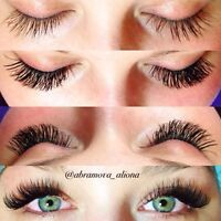 Lashes by Aliona Abramova. Halifax(5min. from downtown)