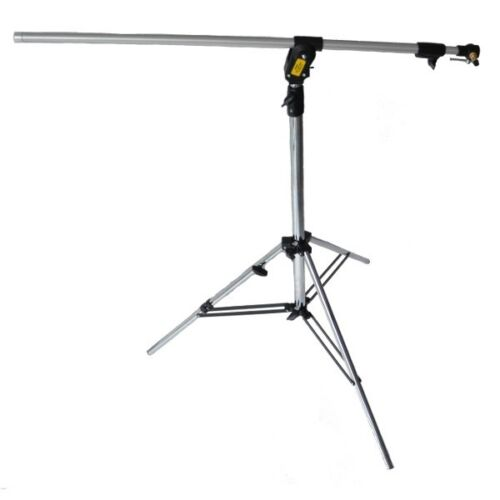 Manfrotto 420CSUNS Combi Boom HD Stand Tripod Gallows Convertible Boom Three-Leg