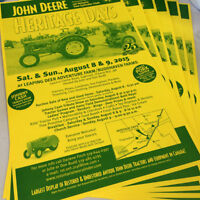 Looking for Craft Vendors for John Deere Show at Leaping Deer