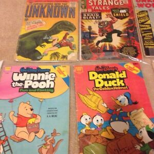 Vintage antique comic books - disney Cambridge Kitchener Area image 3