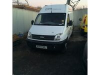 Ldv Maxus 2.5 td ( breaking full vehicle for parts )