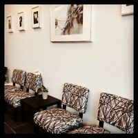 Hairdresser barber coiffeuse coiffeur Manicurist / pedicurist