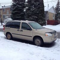 Chevrolet Uplander 2005*** 2800$ Négociable***