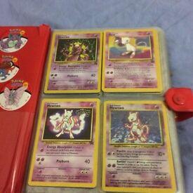 Pokemon books rare had since 1995