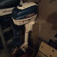 3 hp Viking outboard motor