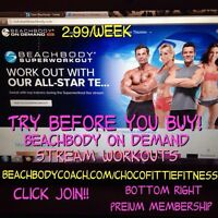 FREE 30 Days of Fitness Group