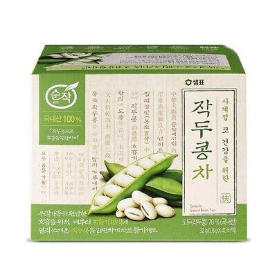 [SunJak] Sword Bean Tea ( 0.8g x 40Tea Bag ) Korean Nose Health Tea