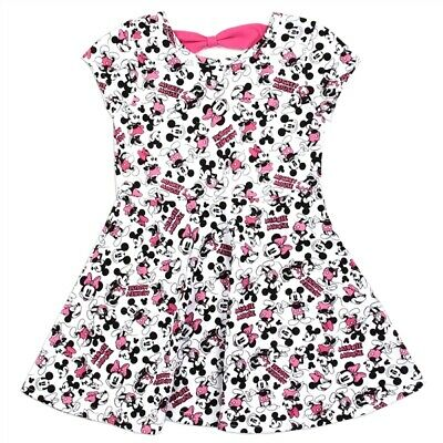 Disneyland Toddler Minnie Mouse Young Girls Birthday Party Holiday Theme Dress - Minnie Mouse Birthday Themes