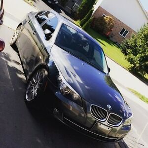 Beautiful 2008 BMW 535xi AWD Twin Turbo Sedan