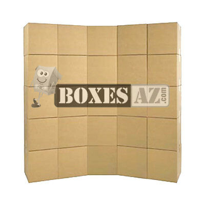 Moving Boxes - Small Moving Boxes 16x10x10 25 - Delivered Free 1-3 Days