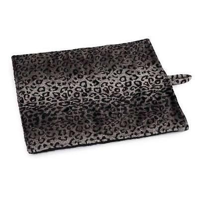 - Dog Bed / Cat Bed / Pet Bed - Slumber Pet - Thermal CAT Mat - Grey Leopard - NEW