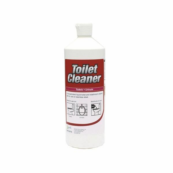 2Work Daily Use Perfumed Toilet Cleaner 1 Litre (Pack of 12) 2W04577 [2W04577]