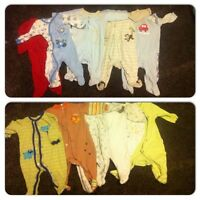 50+ piece baby boy lot