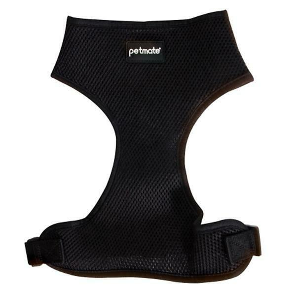 adjustable standard core mesh harness small