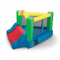 Little Tikes Triangle Inflatable Bouncer - like new
