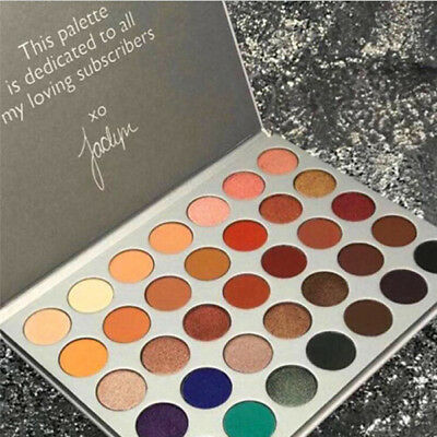 35 Colors Eyeshadow Palette Beauty Makeup Shimmer Matte Eye Shadow Cosmetic Gift
