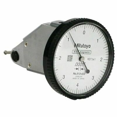 Mitutoyo 513-453 .008 Travel Quick Set Vertical Dial Test Indicator