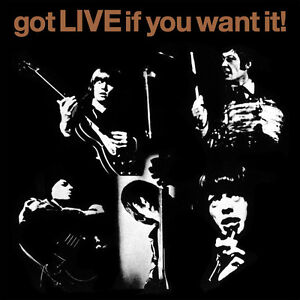 ROLLING STONES GOT LIVE IF YOU WANT IT !  6 TRACK 7