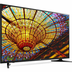 LG 65 Inch 4K Ultra High Definition Smart LED TV 65UH5500