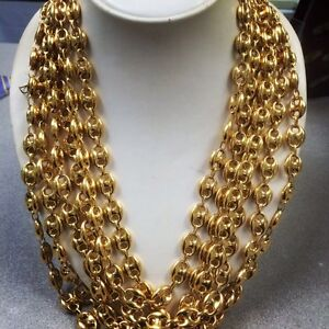 10KT GOLD CHAINS