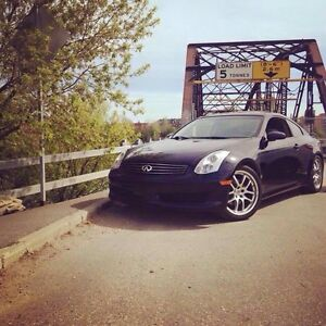 2006 Infiniti G35 coupe reduced to $11,000 firm