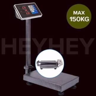 150/300kg Electronic Digital Platform Scale Computing Shop Scale