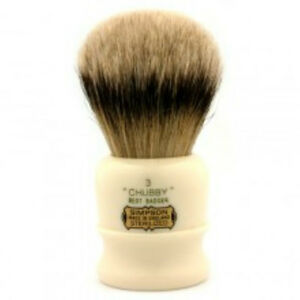 SIMPSONS Shaving Brush, SHAVING PRODUCTS FROM EUROPE
