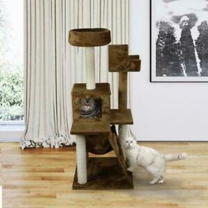 SALE @ WWW.BETEL.CA || Brand New 51 Inch Cat Tree Scratching Post || Free Delivery