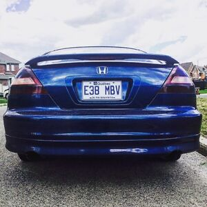 HONDA ACCORD COUPE 2003 2.4L