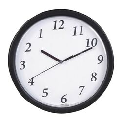 Backwards Clock Novelty Funny Clock -Turn Backward Time