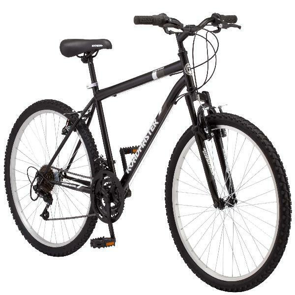 """Roadmaster 26"""" Men's Mountain Bike, 18 Speed Twist Shifter,"""