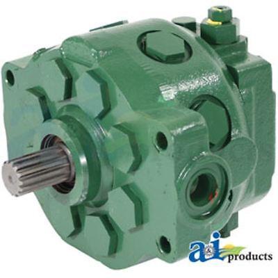 John Deere Hydraulic Pump Part A-ar94661 Fits 4000-8650 Tractors