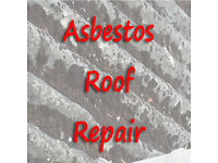 ASBESTOS ROOF REPAIR - Garage, Shed, Outbuilding