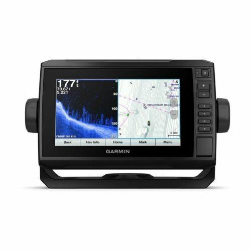 Garmin echoMAP PLUS 74cv GPS With US Coastal BlueChart g2 Mapping 010-01894-01
