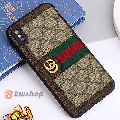Case iPhone 6 7 X XR XS Guccy61xCases 11 Pro Max Samsung Galaxy/Note10 S20Wallet