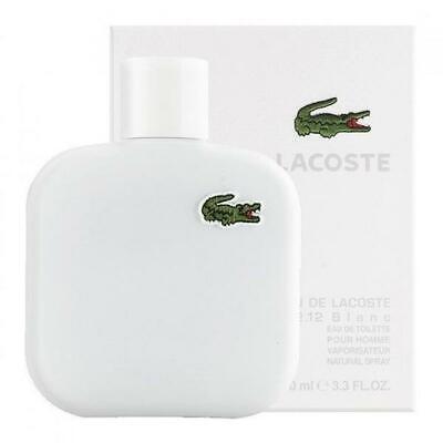 Lacoste Eau De Lacoste L.12.12 White EDT 100 ml Men's