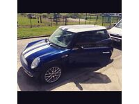 Mini Cooper 1.6 hatchback petrol