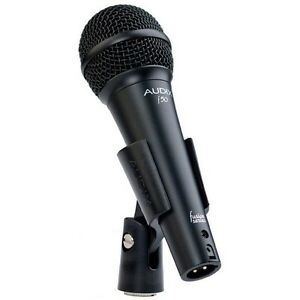 Audio f50 dynamic carotid microphone for vocals