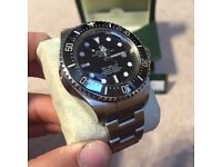 Rolex deepsea sea dweller 2008. Outstanding condition