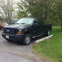 2006 Ford F250 Diesel only 145000kms with new inspection