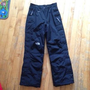 The north face womens snow pants XS