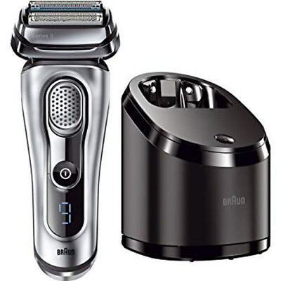 Braun 9090CC Series 9 Men's Wet&dry Rechargeable Electric Shaver