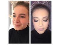 freelance professional make up artist - Aberdeen